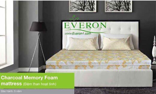 Đệm bông ép Everon giảm giá