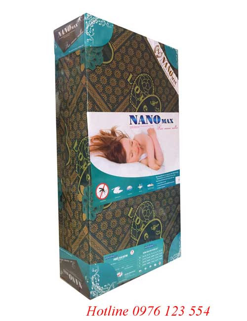 Khuyến mãi đệm bông ép Nanomax