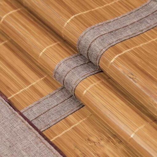 Chiếu gỗ sồi thái