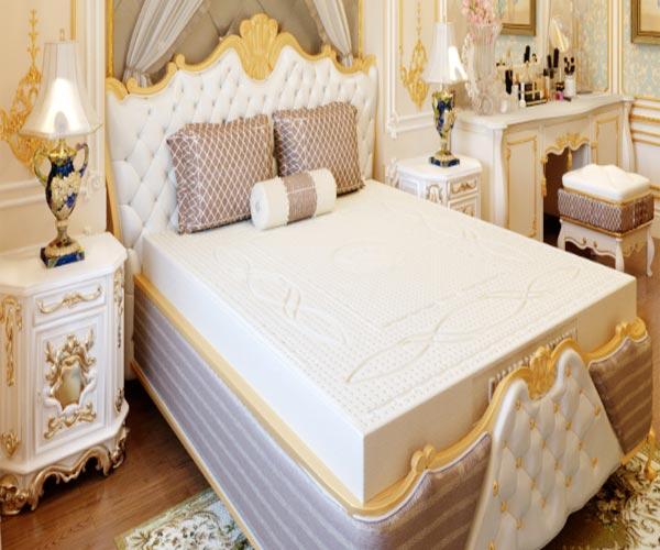 Khuyến mãi Đệm cao su Kim Cương Luxury giảm giá