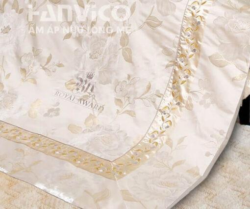 Chăn ga gối Hanvico Royal Award RA-27 hiện đại