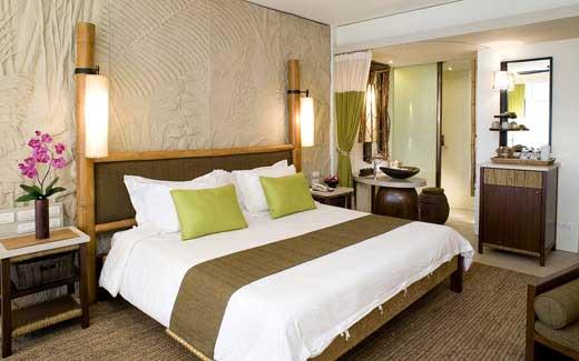 Tấm vải trang trí khách sạn