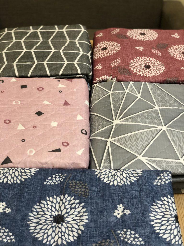 Chăn đệm điện Korea cotton chất lượng cao 5