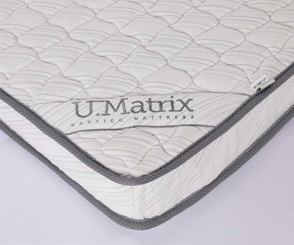 Đệm cao su giá rẻ Hanvico Latex Umatrix