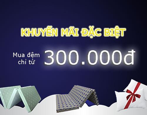 Đệm giá rẻ tốt nhất tại Hà Nội