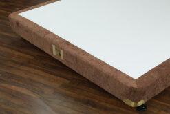 Kệ giường gỗ vải gấm Hanvico chính hãng