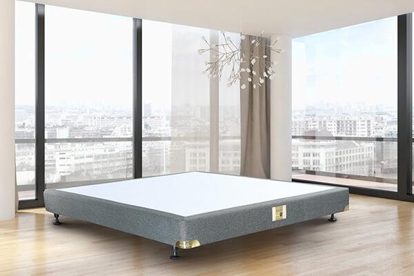 Kệ giường gỗ vải gấm Hanvico VP5