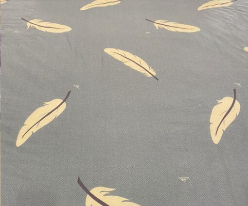 Bộ Chăn ga gối Sông Hồng Basic vải Cotton BC20004