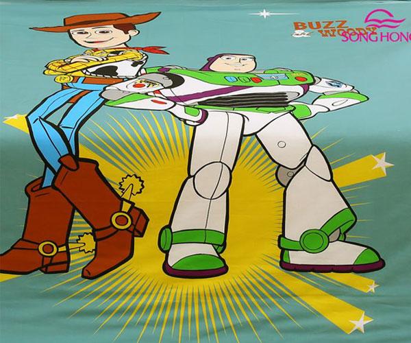 Bộ chăn ga gối trẻ em Disney YC20001