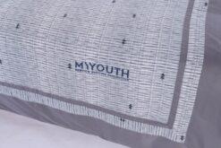 Bộ chăn ga gối chun chần My Youth MY43