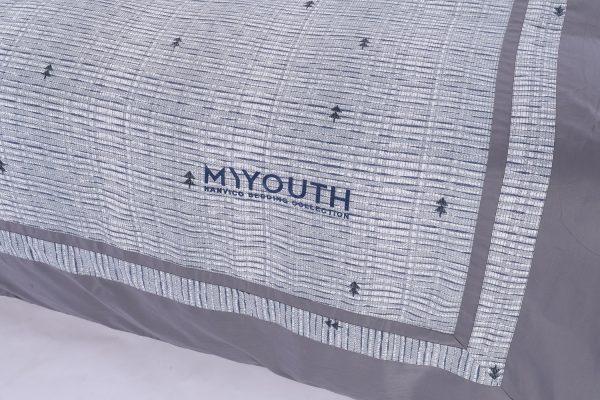 Bộ chăn ga gối chun My Youth MY43