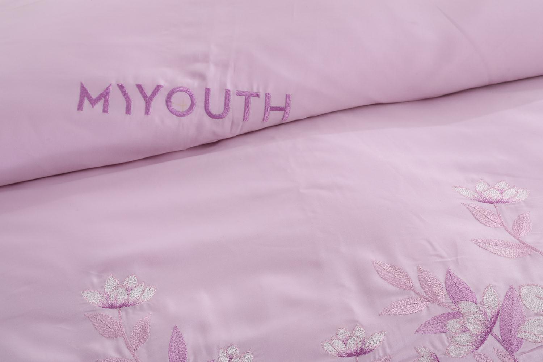 Bộ chăn ga gối chun chần My Youth MY55