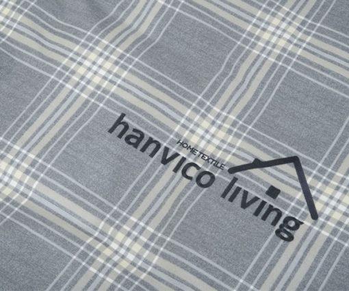 Họa tiết trên vỏ chăn Hanvico Living LV19