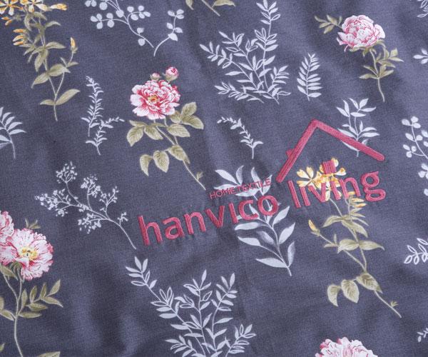 Họa tiết vỏ chăn Hanvico Living LV20