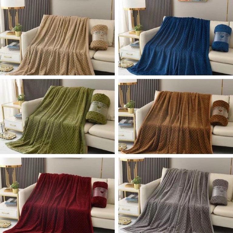 Chăn lông thỏ Blanket 4 mùa