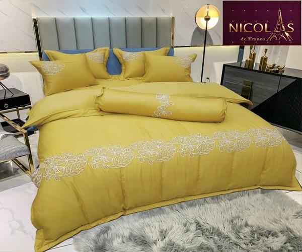 Bo Chan Ga Goi Lua Tencel Nicolas 09